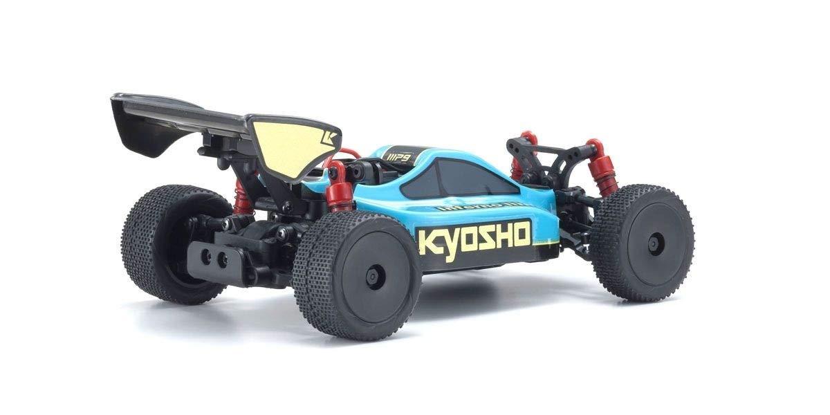 Kyosho Mini-Z Buggy Readyset Inferno MP9 Emerald Grn Blck KYO32091EGBK