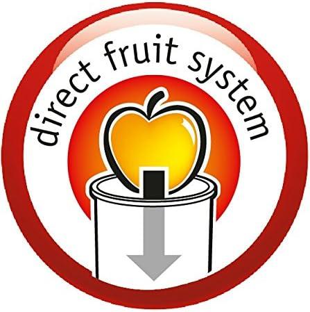 Moulinex Easy Fruit JU581136 - Licuadora (700W, con sistema de ...
