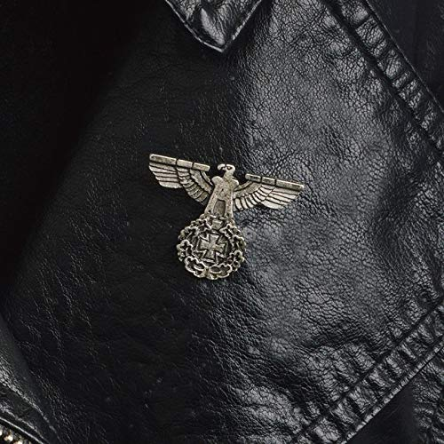 Ww2 German Army Eagle Pin Brooches Brooch Badge Emblem Corsage Badges Lapel Pins Backpack Hat Bag Jeans Decoration Accessories for Men Women Girl - German Ww2 Pattern