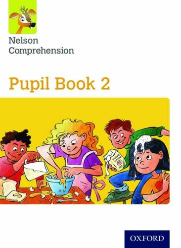 Download Nelson Comprehension: Year 2/Primary 3: Pupil Book 2pupil Book 2 PDF ePub fb2 book