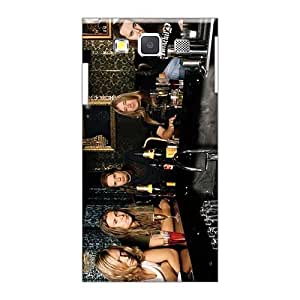 Scratch Protection Hard Cell-phone Cases For Samsung Galaxy A5 With Custom HD Children Of Bodom Band Pattern CristinaKlengenberg