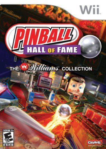Pinball Hall of Fame: The Williams Collection - Nintendo Wii by Crave Entertainment