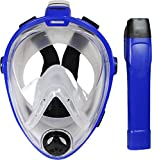 Deep Blue Gear - Vista Vue Full Face Snorkeling