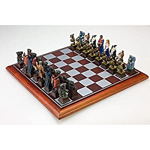 Sunnywood Good vs. Evil Chess Set