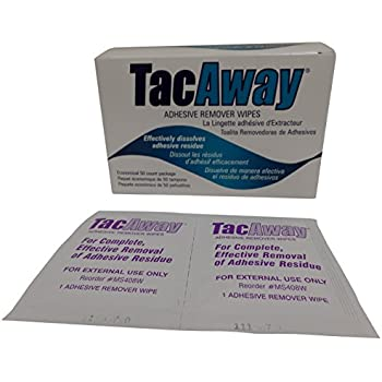 Turbot Adhesive Removing Wipes