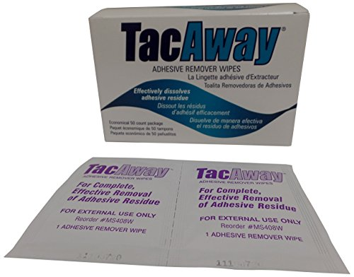 Highest Rated Incontinence Adhesive Removers