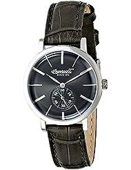 Ingersoll Women's INQ025GYSL Springfield Analog Display Japanese Quartz Grey Watch