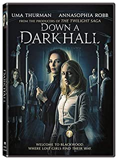 Book Cover: Down A Dark Hall