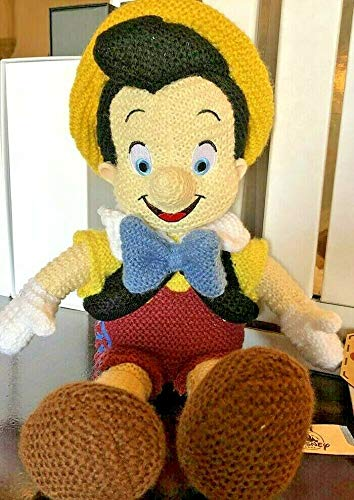 (Disney Pinocchio Cozy Knit Limited Release Plush)