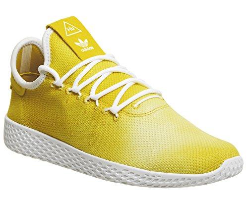 adidas Originals Herren Schuhe/Sneaker PW hu Holi Tennis H Gelb 43 1/3