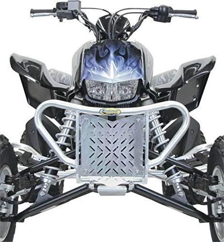Motorsport Products EZ-FIT MX/XC Bumper, Silver 80-1001