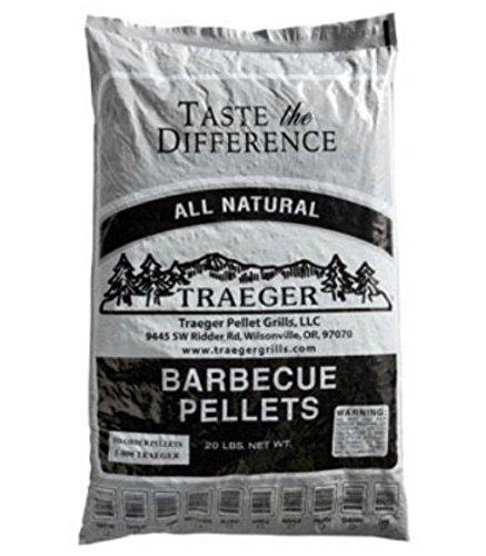 Traeger Pellet Grills PEL310 Oak Barbeque Pellets