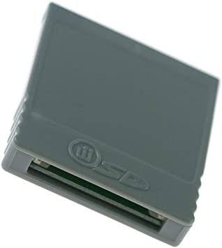 SD Memory Card Stick Card Reader Converter Adapter for Nintendo Wii NGC Gamecube Console