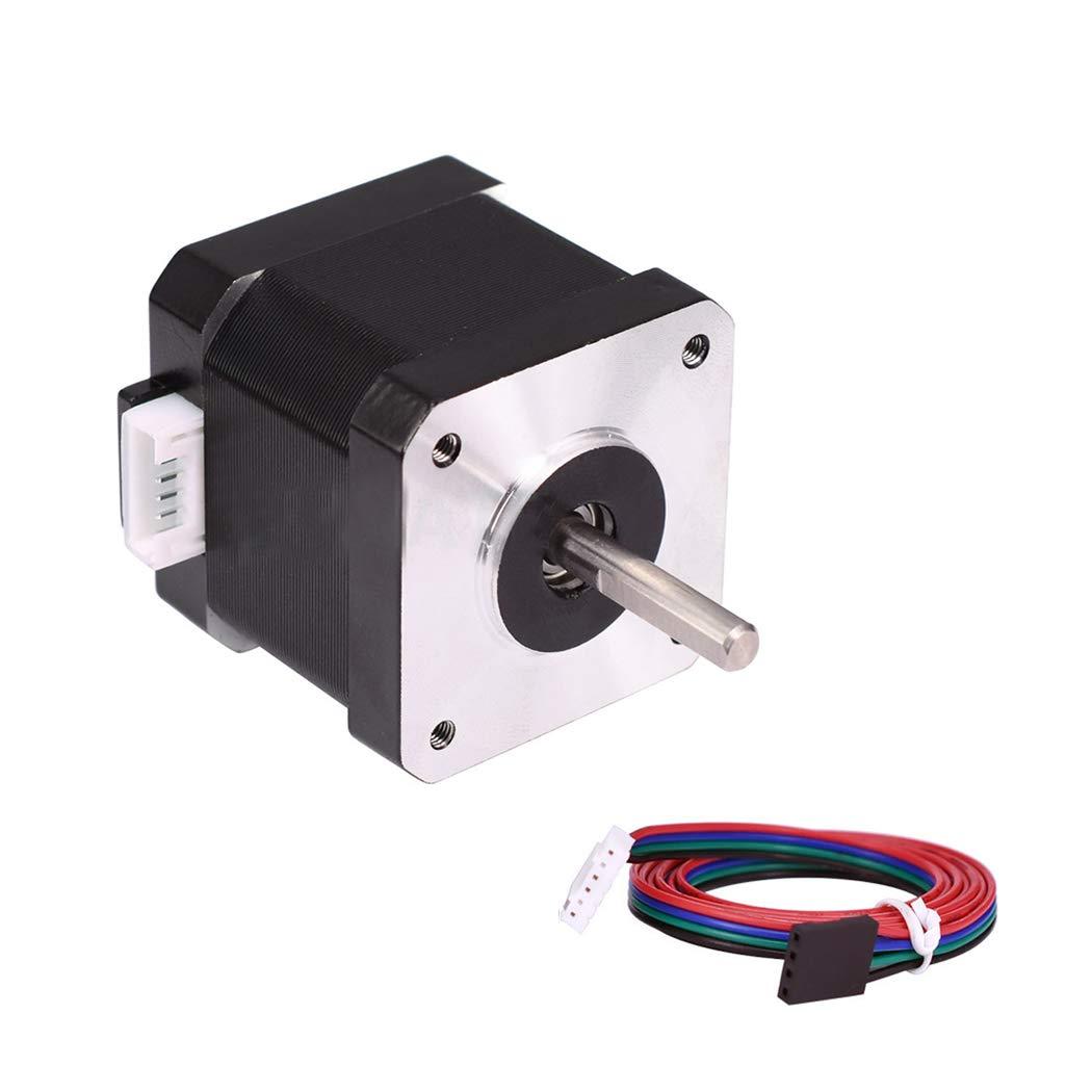 LICTOP Nema 17 Stepper Motor Driver 42 Motor for 3D Printer DIY CNC Robot Shenzhenshilixiangmaoyiyouxiangongsi