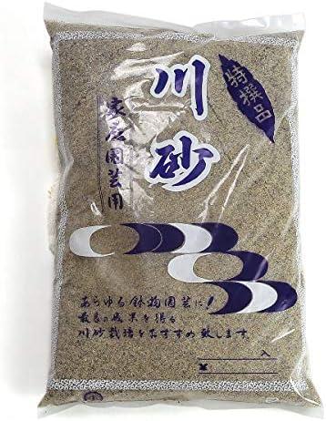 培養土 KANEYOSHI 土 園芸用 矢作砂 川砂 1.5L