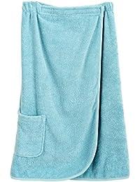 Women's Wrap, Shower & Bath, Terry Spa Towel, Made in Turkey