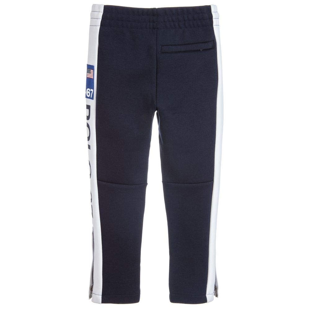 Blue Small 8 Ralph Lauren Polo Big Boys CP-93 Joggers Pants