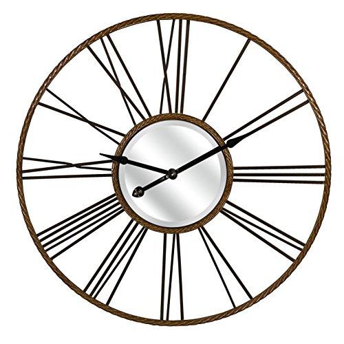 carolyn-kinder-rocca-oversized-wall-clock-rust-black