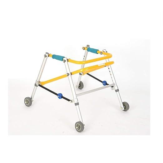LYXPUZI Andador de rehabilitación para niños/Andador para ...