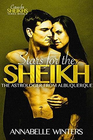 Stars for the Sheikh: A Royal Billionaire Romance Novel (Curves for Sheikhs Series Book 8) - Winter Stars