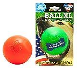 Ruff Dawg Ball XL Solid Rubber Dog Toy...