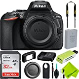 Nikon D5600 DSLR Camera (Body Only) Professional Kit