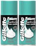 Gillette Foamy Sensitive Skin Shaving