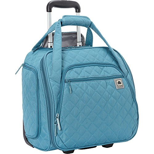 delsey-quilted-rolling-underseat-tote-exclusive-teal