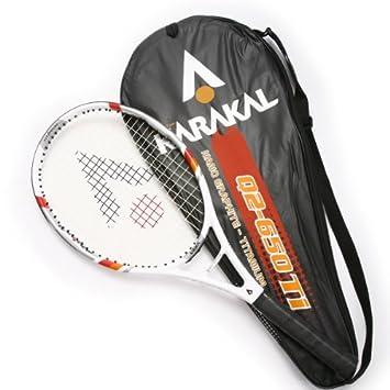 Karakal Q2 - 650 Ti Nano grafito - Raqueta de tenis (titanio RRP ...