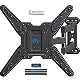 Mounting Dream Full Motion TV Wall Mount with Perfect Center Design for Most