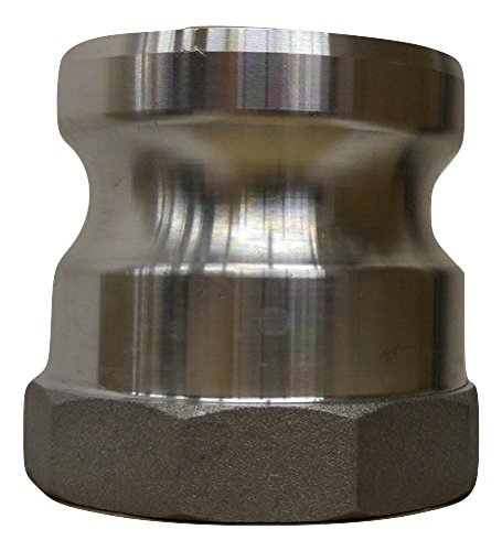 (PT Coupling CF1000120 CF200A Contractor Type A Cam and Groove Fitting, 2