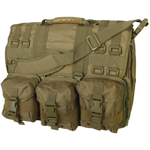 (Fox Outdoor Products Tactical Field Briefcase, Coyote)