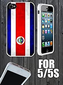 Costa Rica Custom made Case/Cover/skin FOR Apple iPhone 5/5s