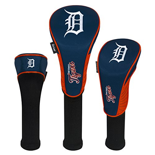 Team Effort MLB Detroit Tigers Set of Three Headcoversset of Three Headcovers, NA