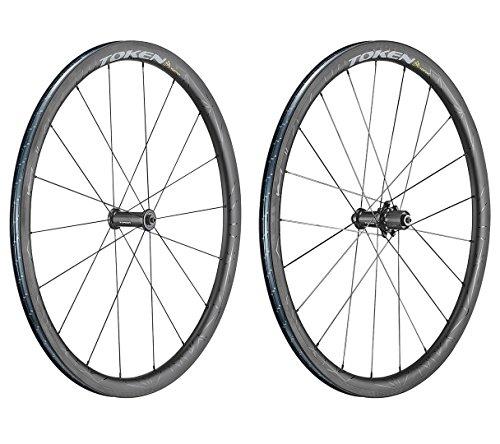 Token Ventous 700c Carbon Road Clincher Wheelset 36mm - Shimano/Sram Cassette Body