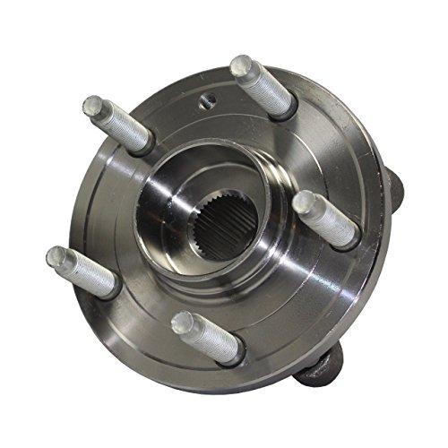 (Detroit Axle - Rear Wheel Bearing & Hub Assembly - 2011-2016 Ford Edge - [2009-2016 Ford Flex] - 2010-2016 Ford Taurus - 2009-2016 Lincoln MKS - [2010-2016 Lincoln MKT] - 2011-2015 Lincoln MKX)