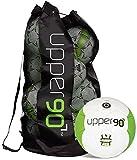 Gill 54105 Upper 90 Soccer Balls Bag, Size 5, set of 10