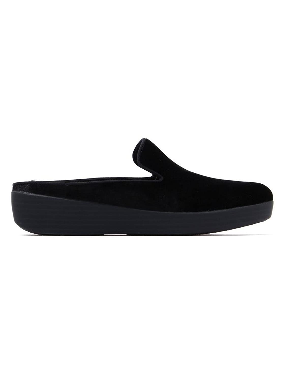 Fitflop Women's Superskate Mules - Black Velvet, Black, UK7: Amazon.co.uk:  Shoes & Bags