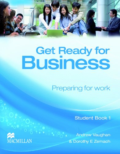 Download Get Ready for Business 1 Student's Book A2 Elementary ebook