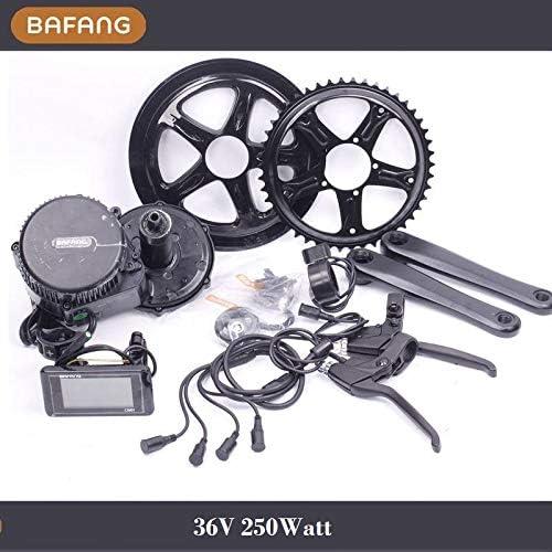 TZIPower Bafang BBS01 - Motor Central para Bicicleta eléctrica (36 ...