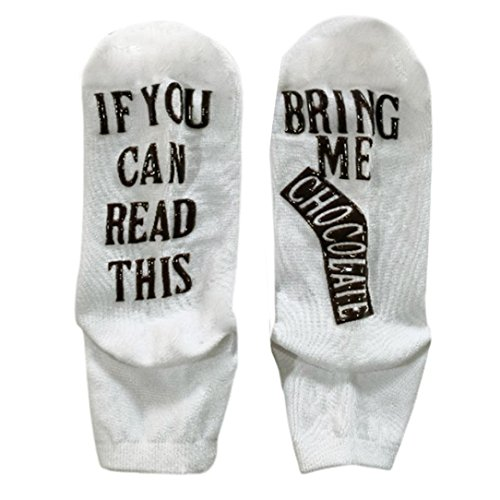 Mesh Stampa Short Women Short Socks Men Funny Letter White Aimee7 Chocolate wxt7APXP