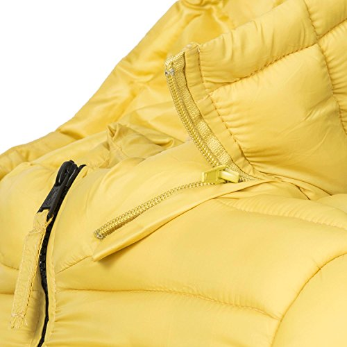 Seasons Ladies 11 Colors Yellow Between Lilly XXL XS Jacket Puffer Navahoo ERHqwHC