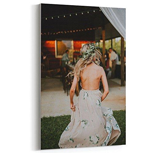 Westlake Art - Dress Wedding - 24x36 Canvas Print Wall Art -