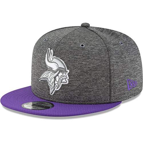 いたずらアンデス山脈洗うニューエラ (New Era) スナップバック キャップ - サイドライン ホーム ミネソタ?ヴァイキングス (Minnesota Vikings)