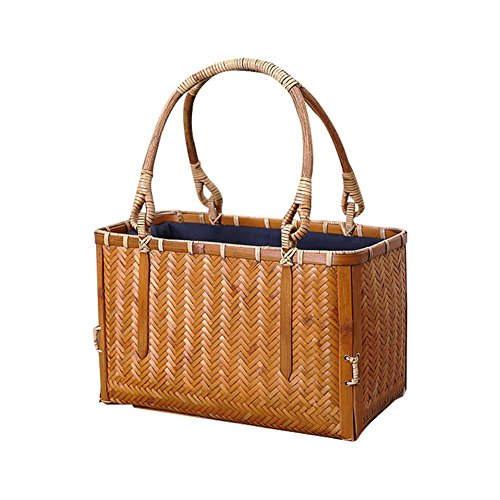 Foldable Woven Beach Rattan Bag Beach Rattan for Hand Bag Cathy02Marshall Bag Bag for Women Color Rattan Bags Rattan Bag Women Beach Primary wqnAF