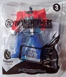 Mcds 2015 Mcdonald'S Happy Meal Optimus Prime Transformers Robots In Disguise Toy #3 Boy Kids' Meal Action Figure