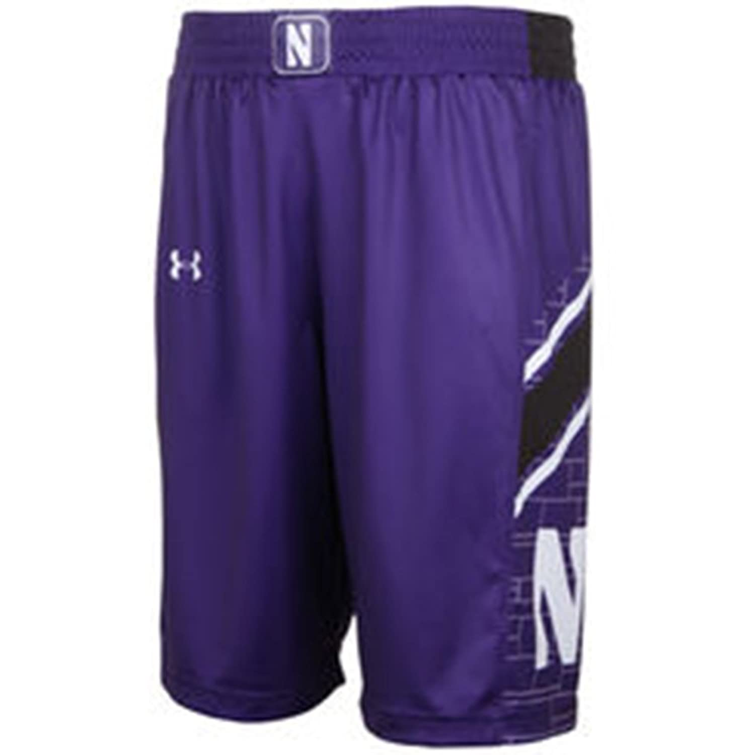 Northwestern Wildcats Under Armour Youth Game Shorts