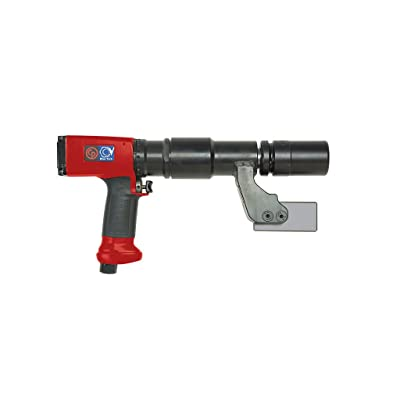 Chicago Pneumatic CPT7600xB Nut Runner (with Trigger Throttle, 12-29/32) (Non-Carb Compliant): Automotive