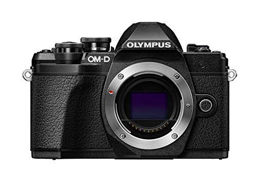 Olympus OM-D E-M10 Mark III Mirrorless Camera (V207070BU000)