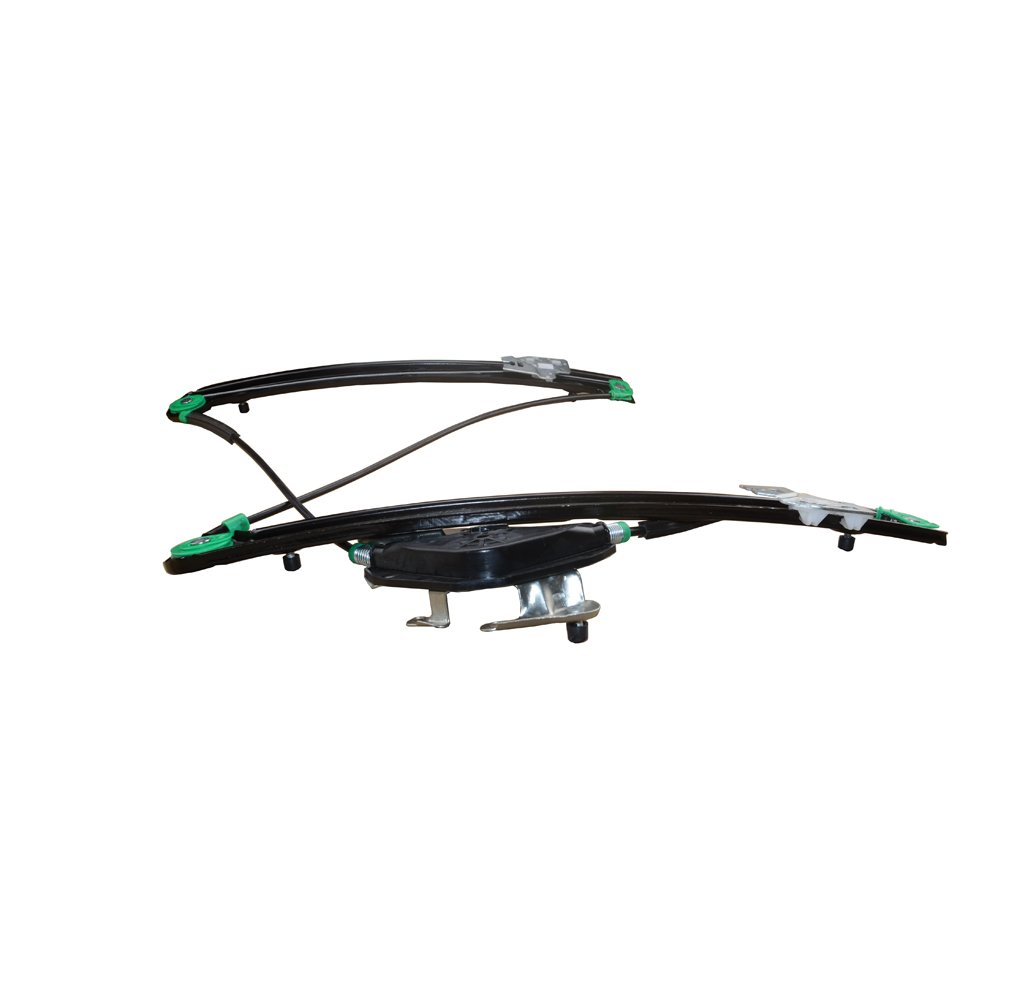 Window Regulator Without Motor Front Left for 3er E46 1998-2005 Saloon and Estate 51337020659